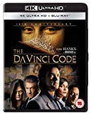The Da Vinci Code 10th Anniversary [ 4K Ultra HD] [Blu-ray] [2016]