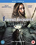 Friend Request [Blu-ray] [2016] [Region Free]