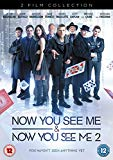 Now You See Me/Now You See Me 2 Doublepack  [2013] DVD