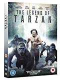 The Legend of Tarzan  [2016] DVD