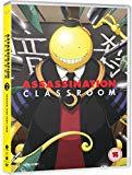 Assassination Classroom - Season 1, Part 2 [DVD]
