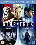 Star Trek / Star Trek Into Darkness / Star Trek Beyond [Blu-ray] [2016]
