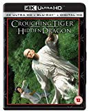 Crouching Tiger Hidden Dragon - 15th  Anniversary (2-disc 4K UHD Blu-ray) [2001]