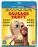 Sausage Party [Blu-ray] [2016]