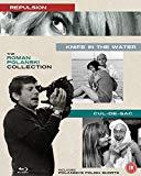 Roman Polanski (Blu-Ray Triple) - Repulsion / Cul De Sac / Knife in the Water (Box Set)