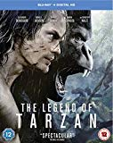 The Legend of Tarzan [Blu-ray] [2016] [Region Free]