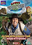 Andy's Prehistoric Adventures - Complete Series 1 [DVD]