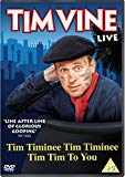 Tim Vine- Tim Timinee Timinee Tim Tim To You [DVD]