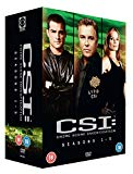 CSI Vegas: Seasons 1-5 [DVD]