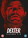Dexter: Seasons 5-8 DVD