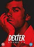 Dexter: Seasons 1-4 [DVD]