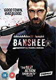 Banshee - Season 1-4 [DVD] [2016]