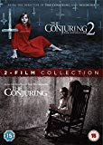 The Conjuring 1 & 2 [DVD]