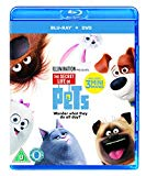 The Secret Life Of Pets (Blu-ray + Digital Download) [2015]