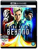 Star Trek Beyond (4K UHD Blu-ray + Blu-ray + Digital Download) [2016]