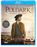 Poldark - Series 2 Blu-ray [2016]