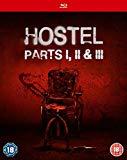 Hostel 1-3 [Blu-ray]