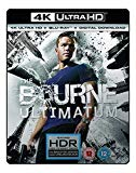 The Bourne Ultimatum  (4K UHD Blu-ray + Blu-ray + Digital Download) [2007]