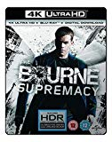 The Bourne Supremacy  (4K UHD Blu-ray + Blu-ray + Digital Download) [2004]