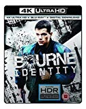 The Bourne Identity (4K UHD Blu-ray + Blu-ray + Digital Download) [2002]