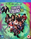 Suicide Squad (Blu-ray 3D) Blu Ray
