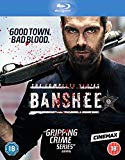 Banshee - Season 1-4 [Blu-ray] [2016] [Region Free]
