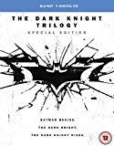 The Dark Knight Trilogy (Special Edition) [Blu-ray] [Region Free]