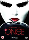 Once Upon A Time: Seasons 1-5 [DVD]