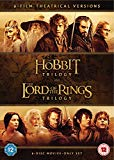 Middle Earth - Six Film Theatrical Version [DVD] [2016]