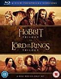 Middle Earth -  Six Film Theatrical Version [Blu-ray] [2016]