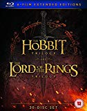 Middle Earth - Six Film Collection [Blu-ray] [2016]