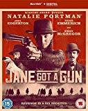 Jane Got A Gun [Blu-ray] [2016]