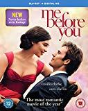 Me Before You [Blu-ray] [2016] [Region Free]
