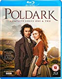 Poldark - Series 1-2 [Blu-ray] [2016]