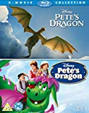 Pete's Dragon Live Action and Animation Box Set [Blu-ray]