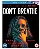 Don't Breathe  [Blu-ray] [2016] [Region Free] Blu Ray