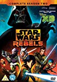 Star Wars Rebels Season 2 [DVD]