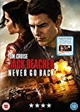 Jack Reacher: Never Go Back (DVD + Digital Download) [2016]