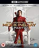 The Hunger Games: Mockingjay Part 2 4K [Blu-ray] [2016] Blu Ray