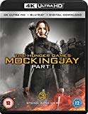 The Hunger Games: Mockingjay Part 1 4K [Blu-ray] [2016]