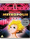 OSAMU TEZUKAS METROPOLIS (Standard Dual-Format Edition) [Blu-ray] Blu Ray