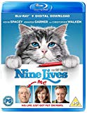 Nine Lives [Blu-ray] [2016]