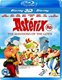 Asterix: The Mansions Of The Gods 3D [Blu-ray]