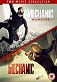 Mechanic Double Pack (The Mechanic/Mechanic: Resurrection)  [2016] DVD
