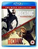 Mechanic Double Pack (The Mechanic/Mechanic: Resurrection) [Blu-ray] [2016]