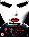 Once Upon a Time Season 1-5 [Blu-ray] [Region Free]