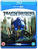 Transformers: Dark of the Moon [Blu-ray + Blu-ray 3D]