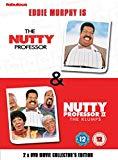The Nutty Professor/The Nutty Professor 2 [DVD]