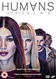 Humans: Series 1-2 DVD