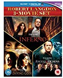 Inferno / Angels & Demons / The Da Vinci Code Box Set [Blu-ray] [2016]